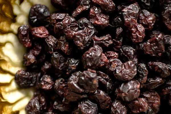 raisins secs biologiques