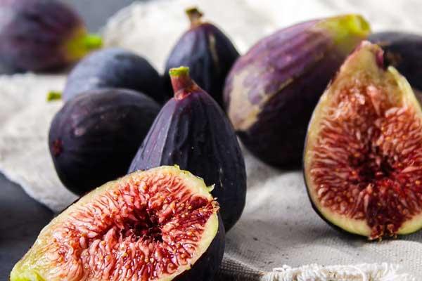 figues fraîches biologiques