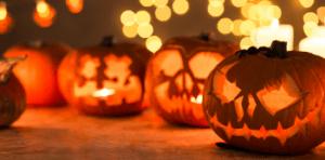 lanterne d'halloween