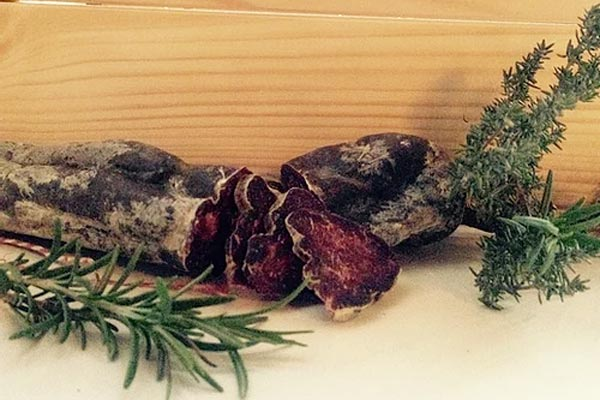 saucission bio pur viande de boeuf